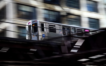 Chicago L trains